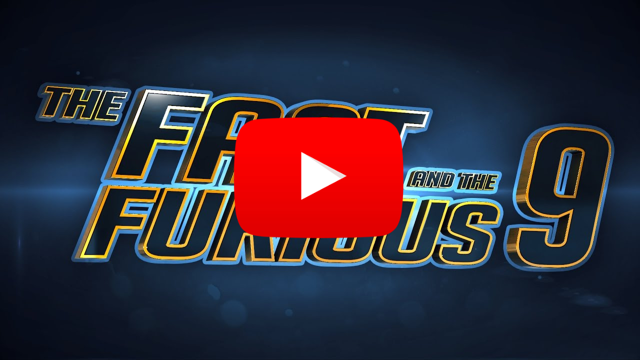 fast 9 fast and furious 9 launch trailer. Black Bedroom Furniture Sets. Home Design Ideas
