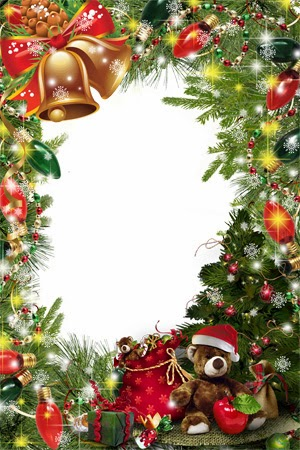 Christmas Frames For Children Wallpapers High Quality Download