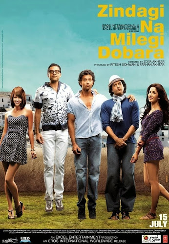 Zindagi Na Milegi Dobara (2011) Movie Poster