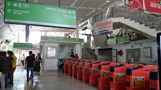 AirAsia Bukit Bintang station