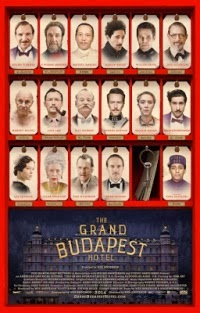 The Grand Budapest Hotel 映画