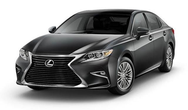 2017 Lexus ES 350 Review