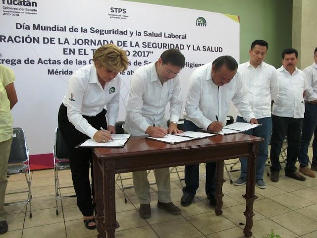 Integran el Comité de Seguridad e Higiene del Isstey