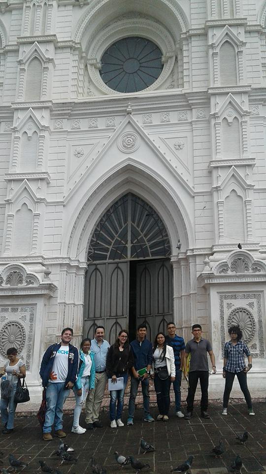 Viaje Cultural al Centro Histórico de Santa Ana, Nueva Acrópolis