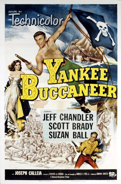 Yankee Buccaneer (1952) ταινιες online seires oipeirates greek subs
