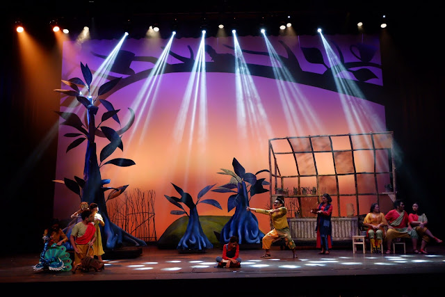 nivea sentuhan ibu drama musikal dongeng pohon impian