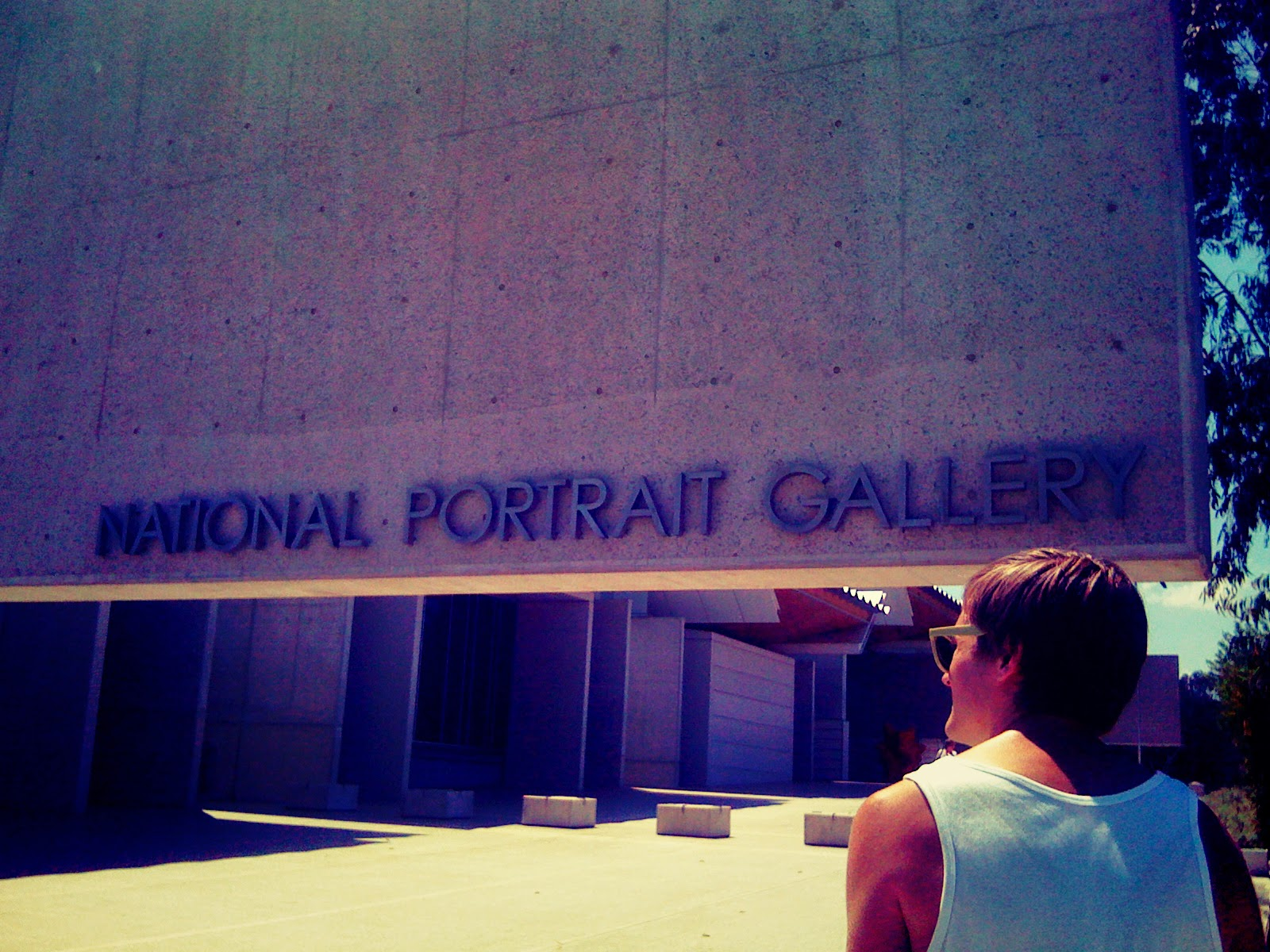 canberra the portrait gallery
