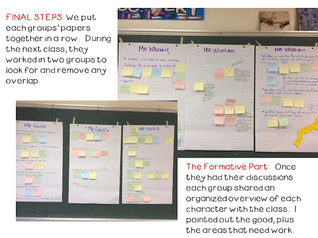 Formative assessment activities get students thinking and learning, with less marking for you