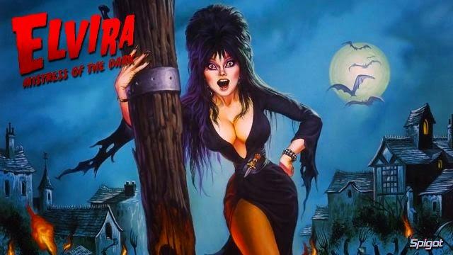 Elvira, reina de las tinieblas, 5