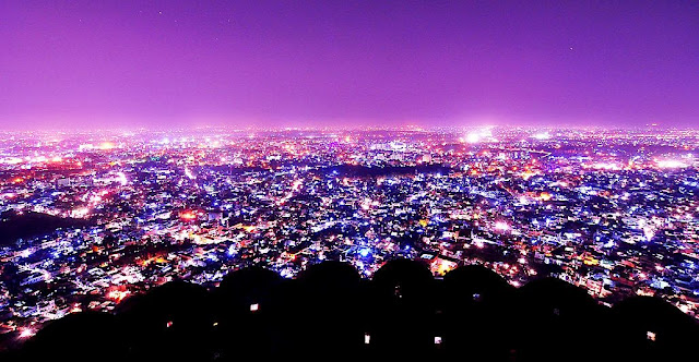 Night-life-in-jaipur-rajasthan