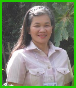 Acting SDS Portia M. Mallorca of La Carlota City