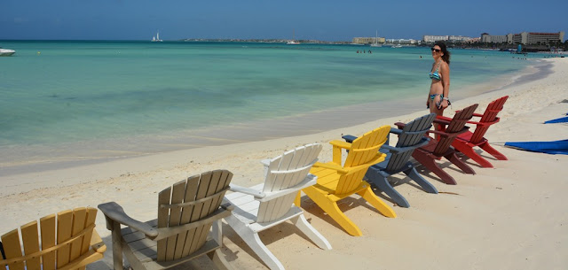Aruba palm Beach chairs