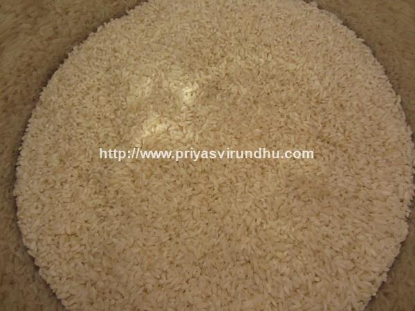 how to make your own rice flour