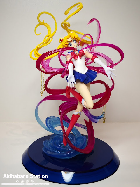 """Figuras: Reseña de """"Figuarts Zero Chouette - Moon Crystal Power, Make up"""" de Bishoujo Senshii Sailor Moon - Tamashii Nations"""