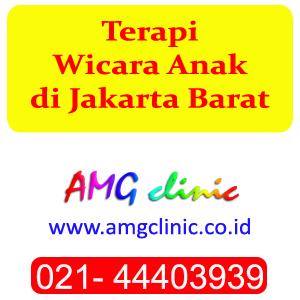 Terapi Wicara Anak di Jakarta Barat