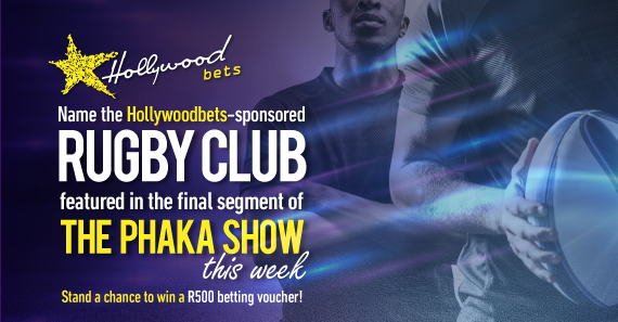 Phaka Show Facebook Promotion: Win a R500 Betting Voucher (T's & C's)
