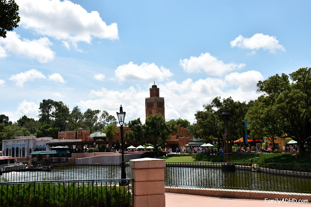 Walt Disney World Epcot World Showcase