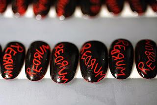 Halloween Nail Art - Polish Galore