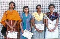 Karuna murthy, Priya Ramakrishnan, Soumya, Sunita Emmanuel
