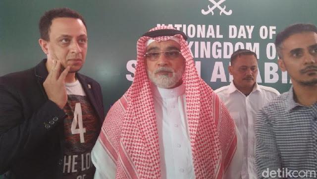 Dubes Saudi Soal Pencegahan Habib Rizieq: Untuk Melindungi Beliau