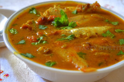 Hot n spicy Fish curry