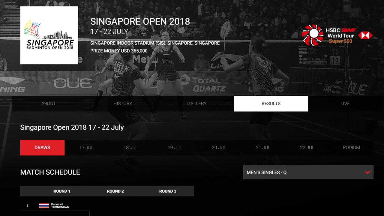 siaran tv badminton singapore open 2018