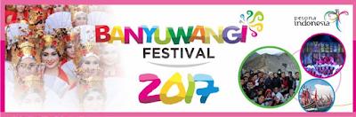 Jadwal Banyuwangi Festival Bulan Agustus 2017 Lengkap