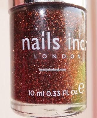 Nails inc North Row