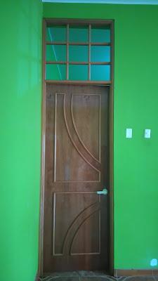 Puerta de madera para casas en Magdalena