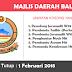 Jobs in Majlis Daerah Baling (1 Februari 2018)