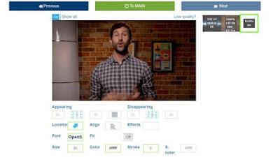طريقة التعديل على مقاطع الفيديو أون لاين - Movie Maker Online