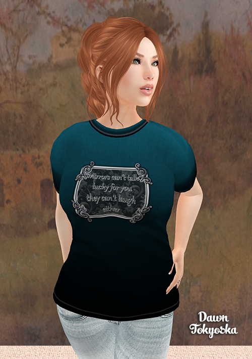 8ce5bf979 Next stop, Moonlitecat Creations, who have two prizes (male and female) to  seek out. Both are matching t-shirts and I am happily sporting the MLCC  Dark ...