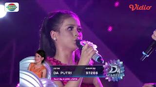 Download Mp3, Video, Lirik Lagu Putri dan Pasha Ungu - Terlanjur Cinta (DA4 Konser Kemenangan)