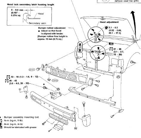 repair-manuals: Nissan Truck D21 1997 Repair Manual