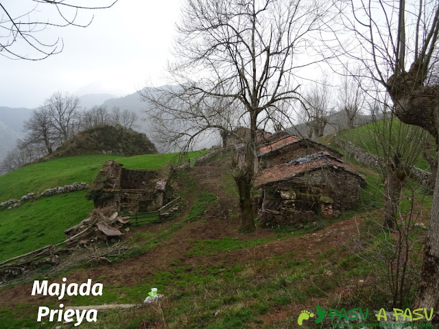 Ruta Sierra del Crespón: Majada Prieya