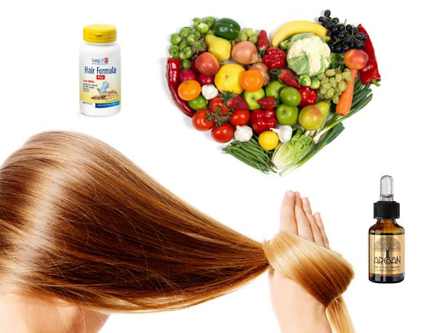 Se il benessere dei capelli passa per l'alimentazione