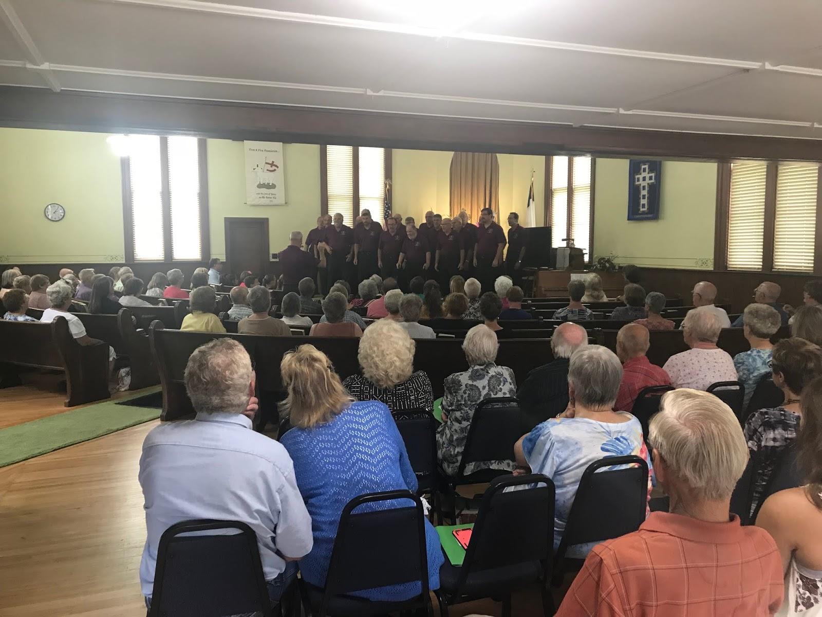 Rock River Valley Barbershop Chorus