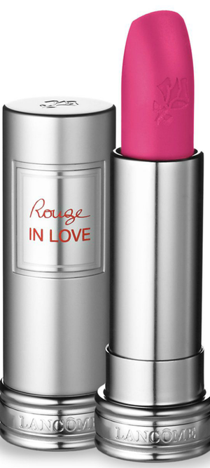 Lancôme Rouge in Love in Rose Me Rose Me Not