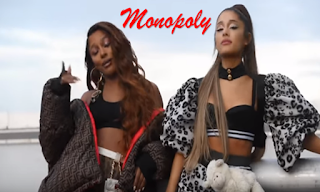 Monopoly Lyrics | Ariana Grande and Victoria Monet