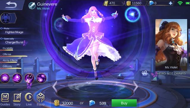 48 Gambar Guinevere Mobile Legends HD