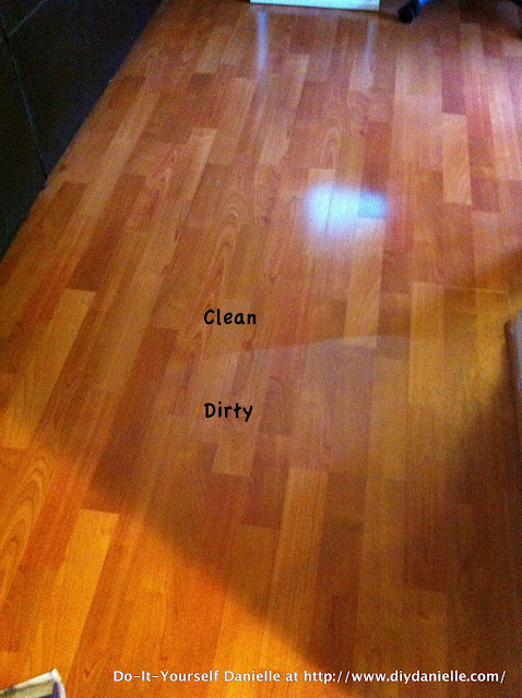 Diy Laminate Floor Spray Cleaner Diy Danielle