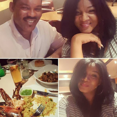 Omotola's 39th Birthday photos