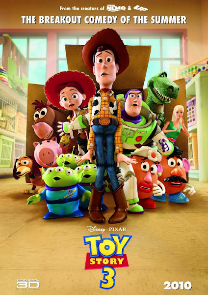 Poster of Toy Story 3 (2010) 720p Hindi BRRip Dual Audio Full Movie Download