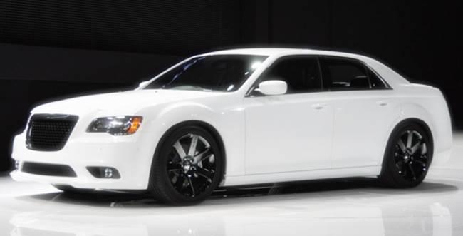2017 Chrysler 300 Srt8 Redesign