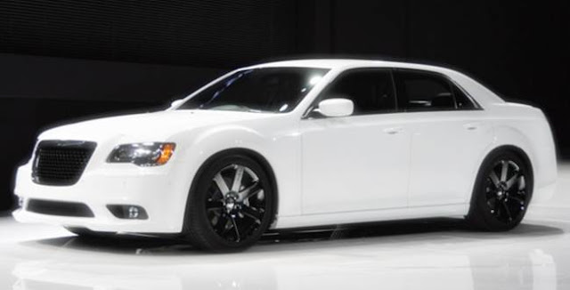 2017 Chrysler 300 SRT8 Redesign