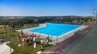 Juzbado, piscinas municipales, campamentos