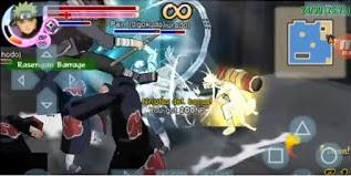 Naruto Ultimate Ninja Impact Mod Storm 4 Apk v4.0 Terbaru
