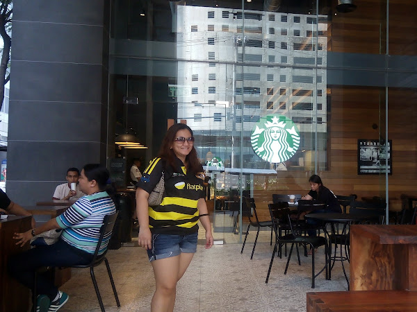 I dropped by Starbucks Reserve...