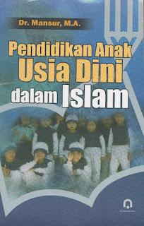 Pendidikan Anak Usia Dini dalam Islam