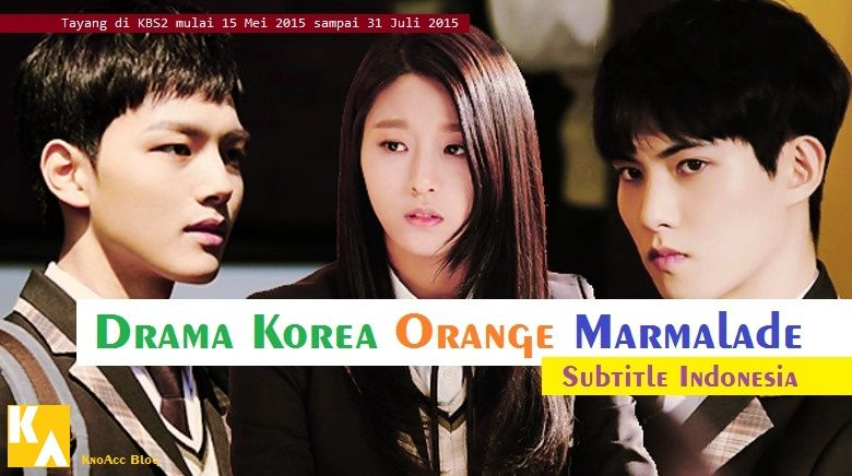 Download Drama Korea Orange Marmalade